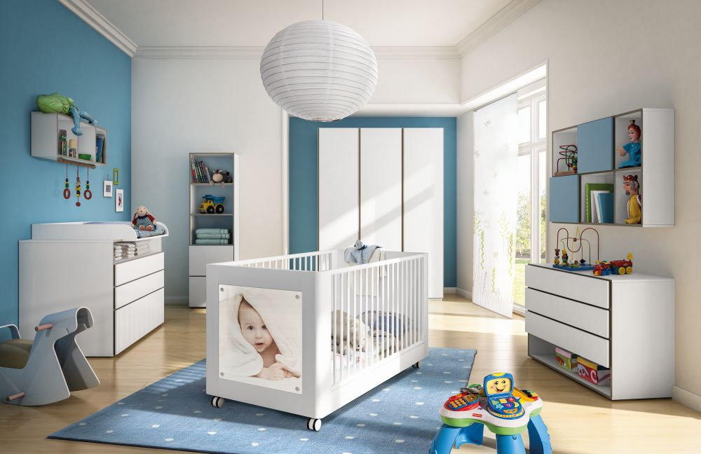 r hr bush ultra 4 baby babyzimmer wei m bel letz ihr online shop. Black Bedroom Furniture Sets. Home Design Ideas