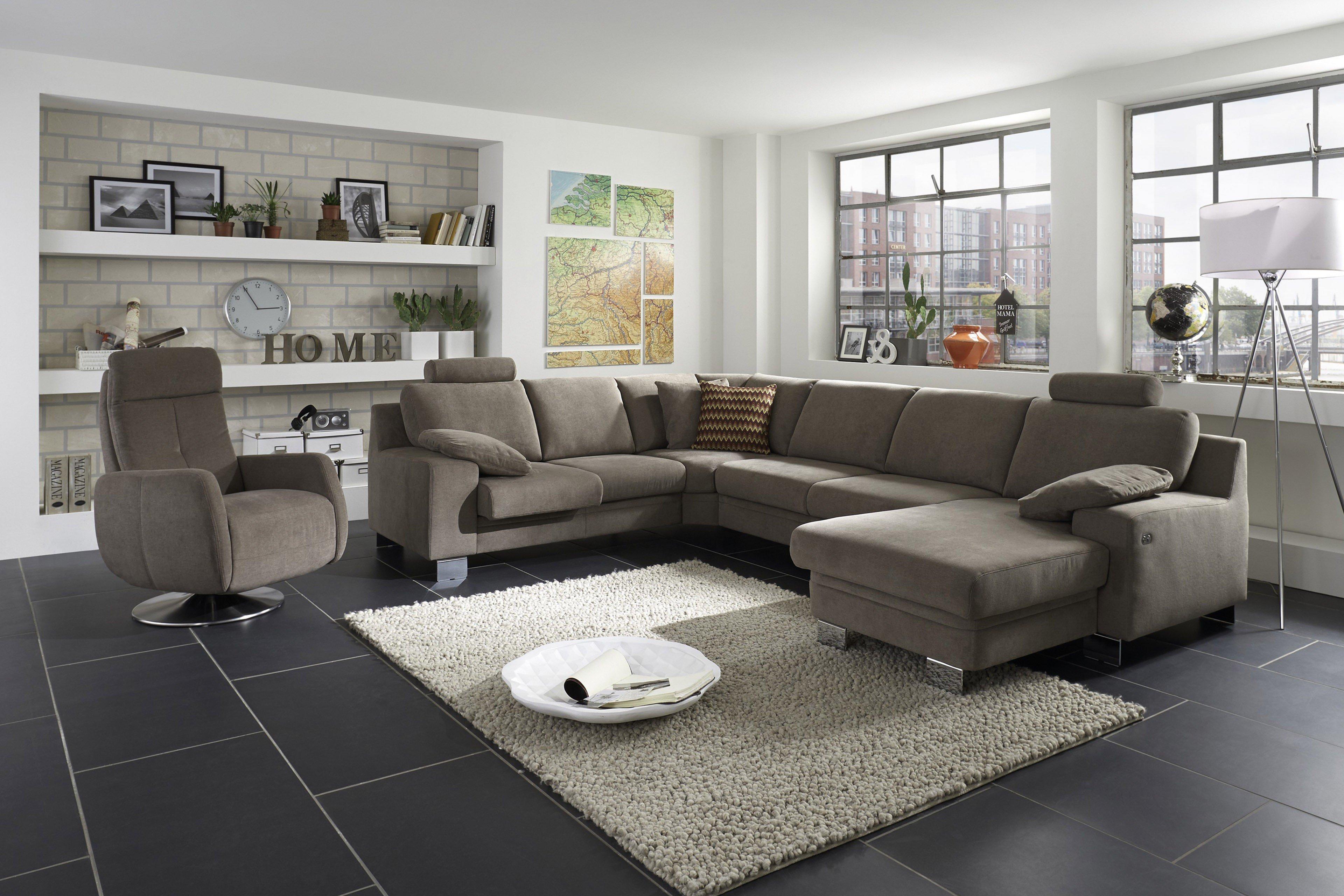 zehdenick allround wohnlandschaft grau m bel letz ihr online shop. Black Bedroom Furniture Sets. Home Design Ideas