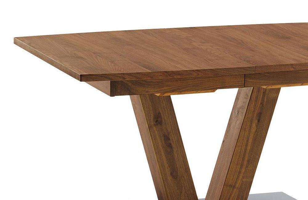 esstisch venjakob nussbaum design inspiration f r ihren heimtisch. Black Bedroom Furniture Sets. Home Design Ideas