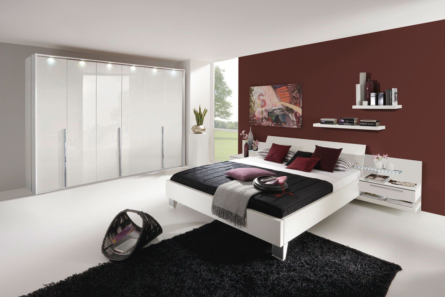 rauch anja plus schlafm bel wei hg wei m bel letz ihr online shop. Black Bedroom Furniture Sets. Home Design Ideas