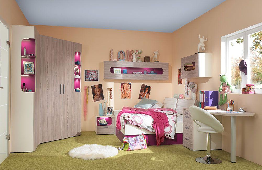 Jugendzimmerm bel online kaufen hochwertige for Jugendzimmer uhr
