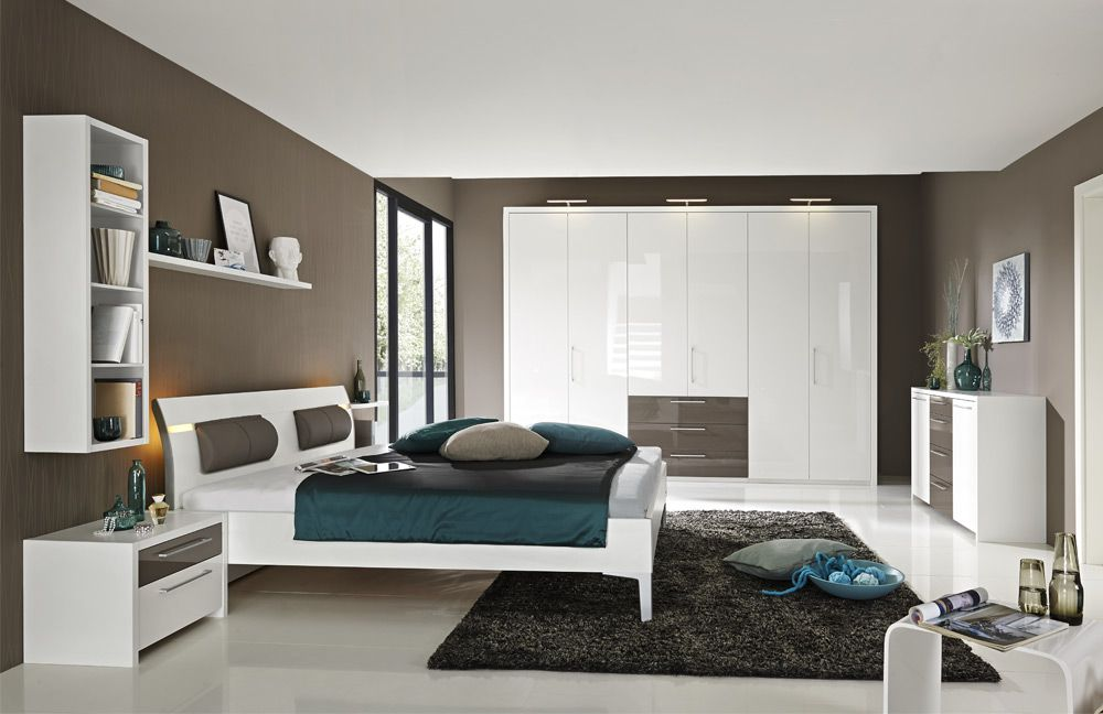 loddenkemper solo nova grau hochglanz m bel letz ihr online shop. Black Bedroom Furniture Sets. Home Design Ideas