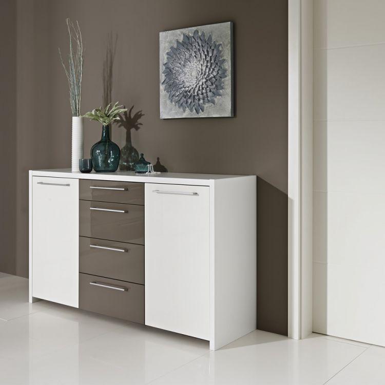 Solo Nova Von Loddenkemper   Schlafzimmer Weiß   Grau Great Ideas