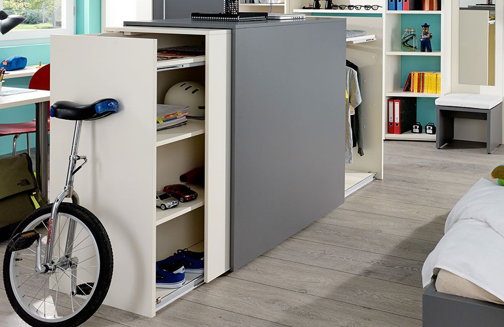 jugendzimmer loop interior design und m bel ideen. Black Bedroom Furniture Sets. Home Design Ideas