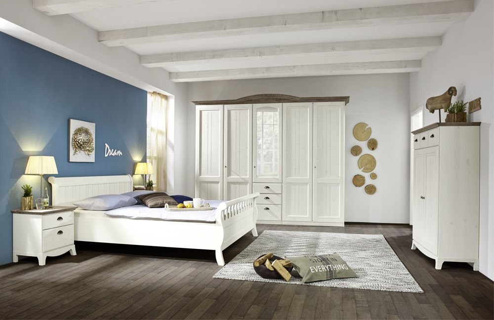 lmie veneto plus schlafzimmer landhausstil m bel letz. Black Bedroom Furniture Sets. Home Design Ideas