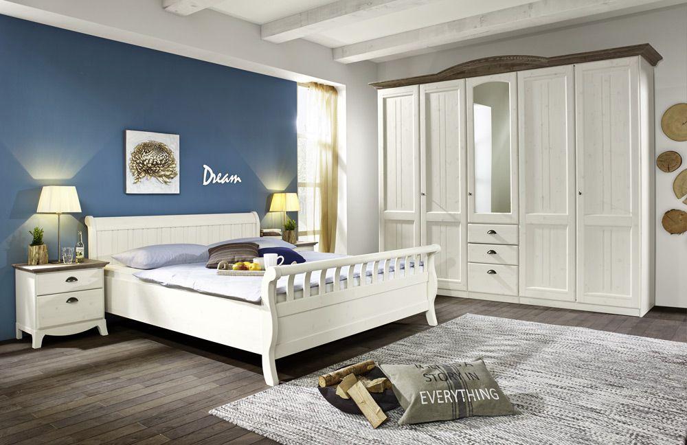 ... Lichterkette Schlafzimmer; Schlafzimmer Ast By Lmie Veneto Plus  Schlafzimmer Landhausstil M 246 Bel Letz ...