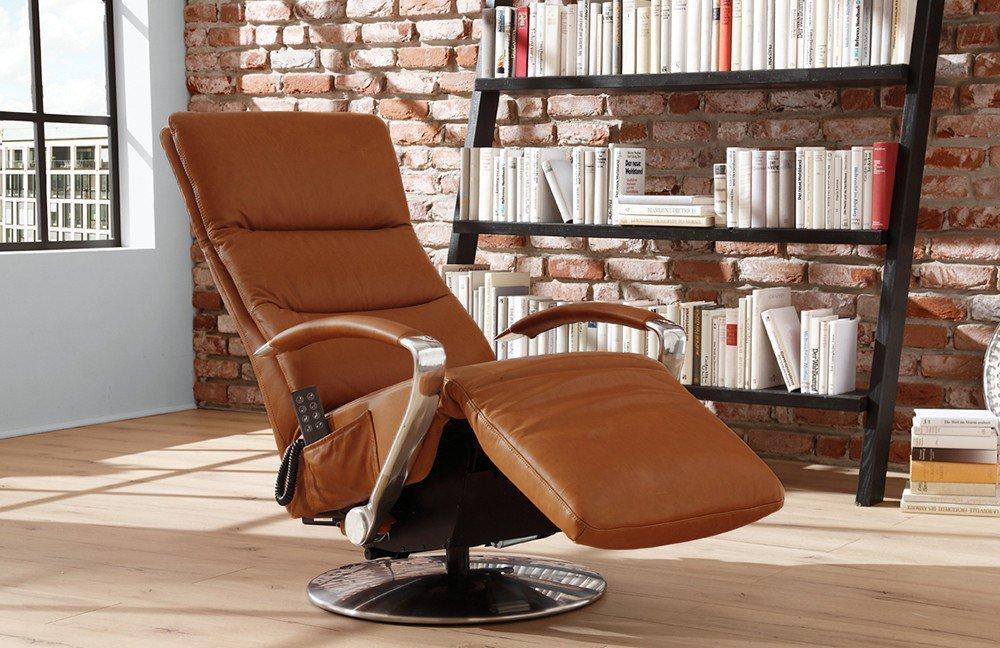 Relaxsessel braun williamflooring for Relaxsessel leder modern