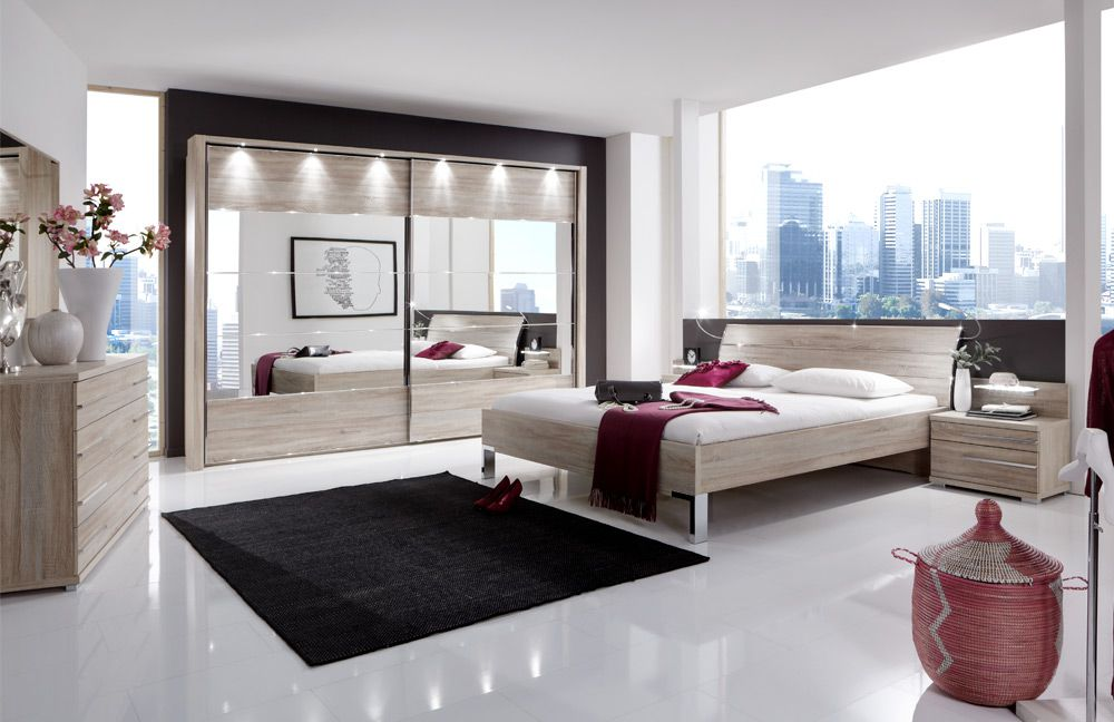 wiemann hollywood schlafzimmer eiche m bel letz ihr online shop. Black Bedroom Furniture Sets. Home Design Ideas