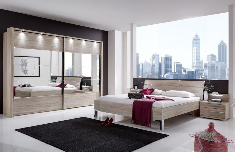 Wiemann Hollywood Schlafzimmer Eiche | Möbel Letz - Ihr Online-Shop