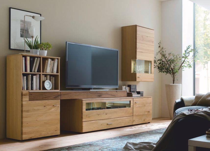Wohnwand eiche altholz  Wohnwand Altholz ~ Kreative Ideen für Ihr Zuhause-Design