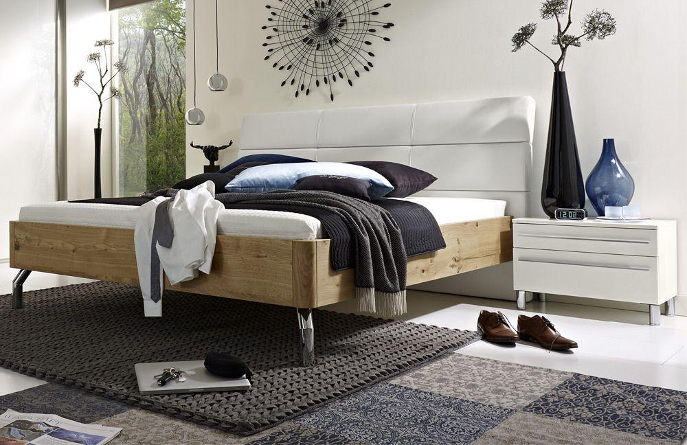 Loddenkemper Cadeo Weiß Balkeneiche Möbel Letz - Ihr Online-Shop