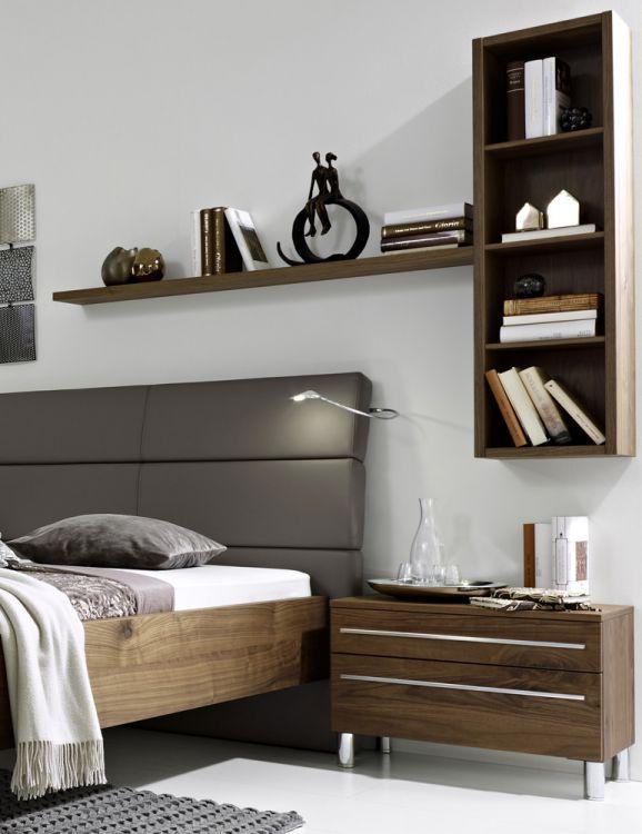 High Quality Cadeo Von Loddenkemper   Schlafzimmer Cubanit/ Kernnuss