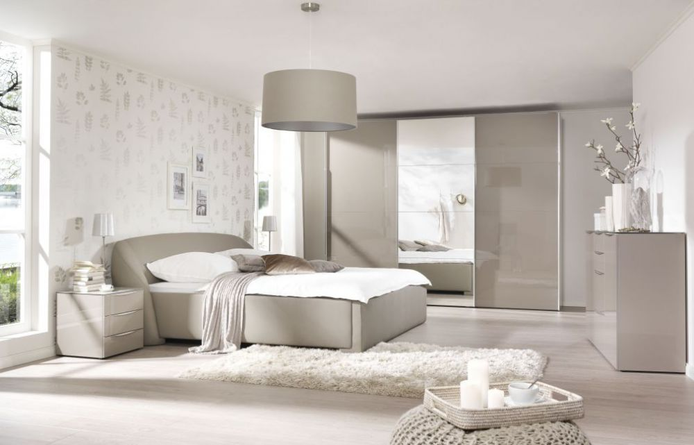 Wellemöbel Master Bedroom & Mood sandgrau | Möbel Letz - Ihr Online-Shop