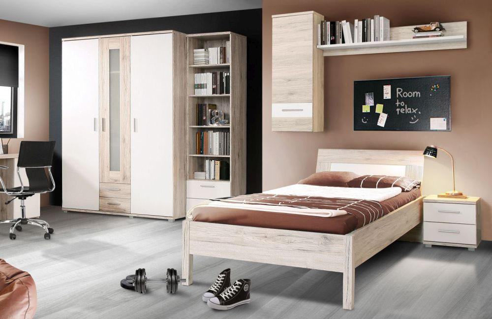 forte beach jugendzimmer 3 teilig m bel letz ihr online shop. Black Bedroom Furniture Sets. Home Design Ideas