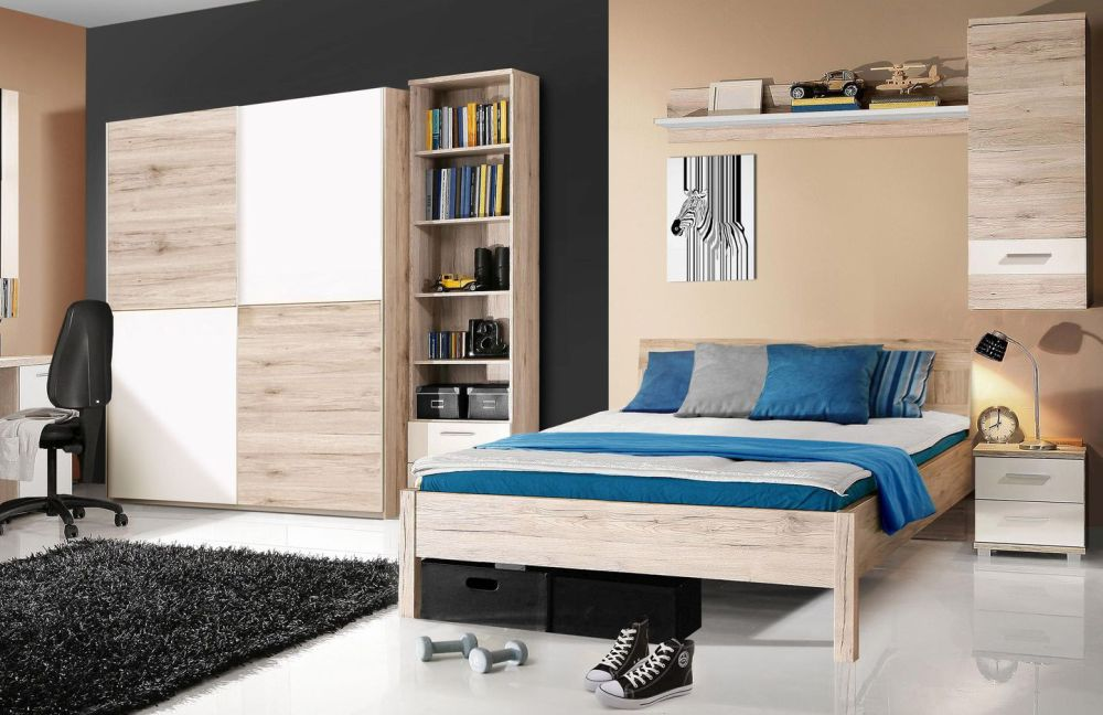 forte beach jugendzimmer mit schweber m bel letz ihr online shop. Black Bedroom Furniture Sets. Home Design Ideas