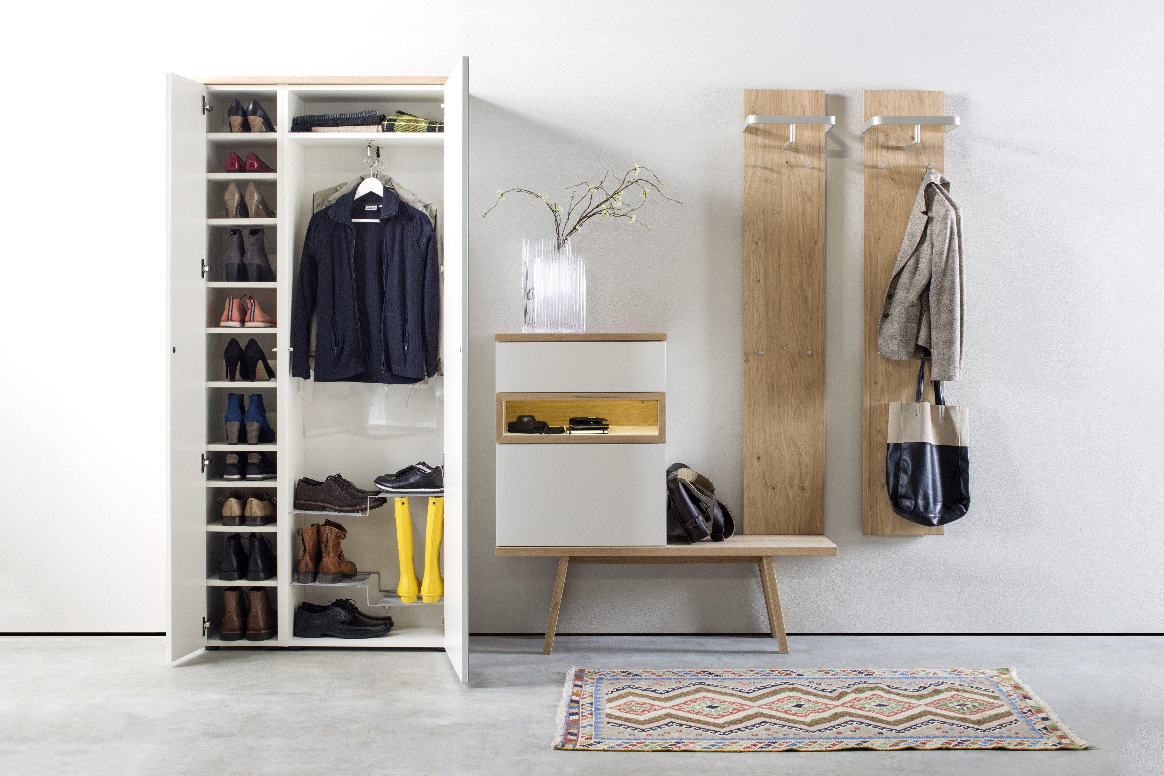 garderobe fox 02 von sudbrock m bel letz ihr online shop. Black Bedroom Furniture Sets. Home Design Ideas