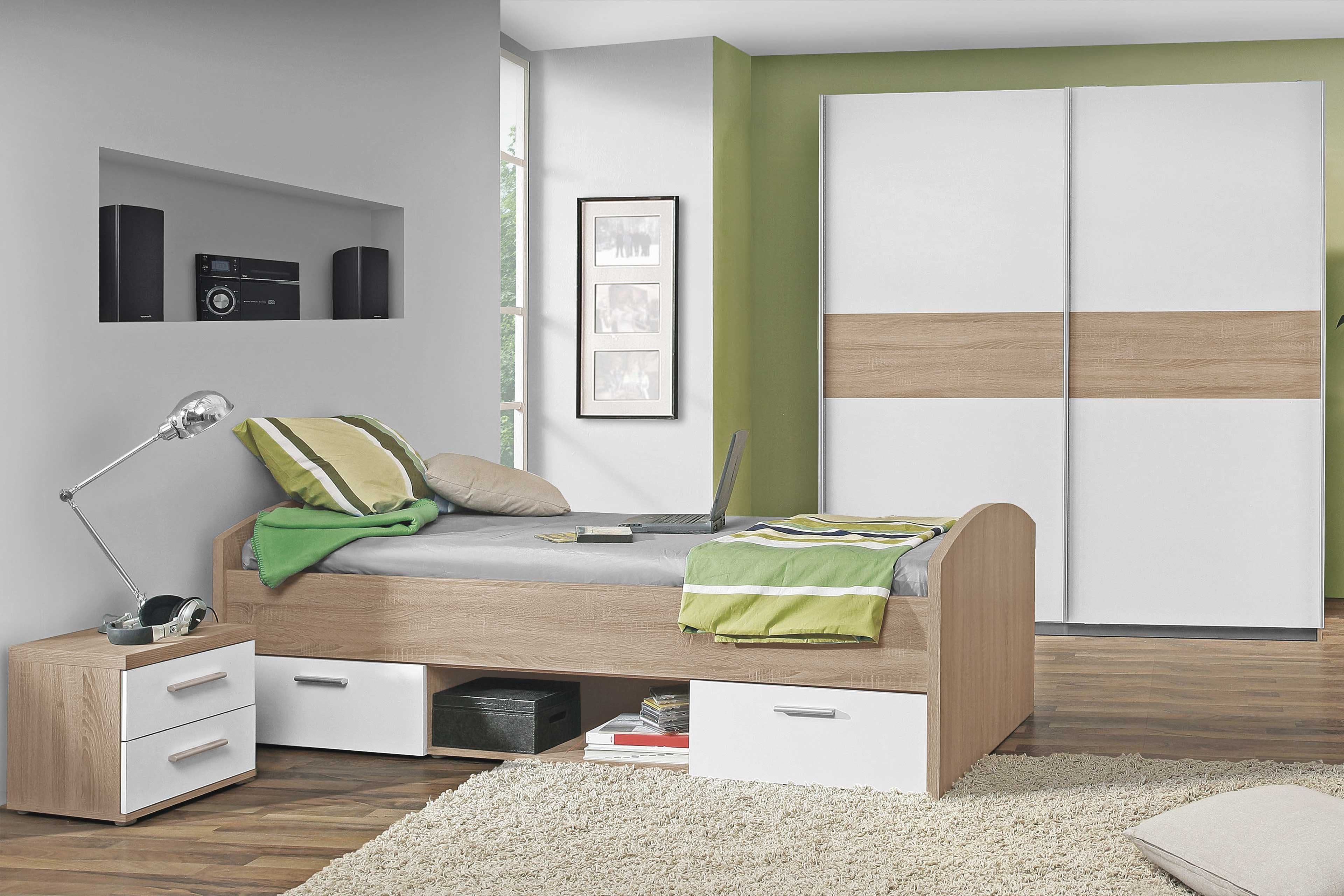 winnie jugendzimmer von forte 3 teilig m bel letz ihr online shop. Black Bedroom Furniture Sets. Home Design Ideas