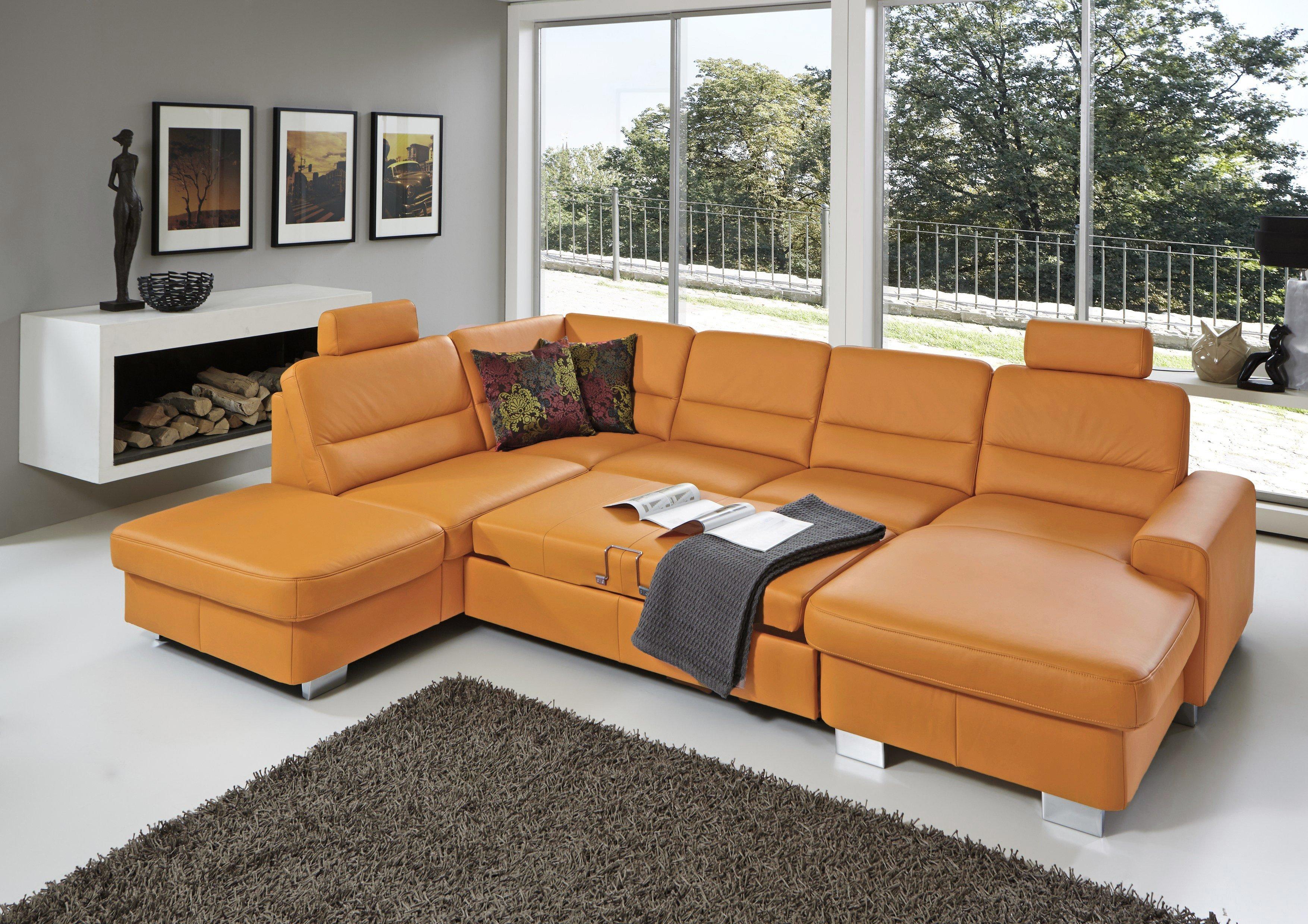 polinova andorra wohnlandschaft curry m bel letz ihr online shop. Black Bedroom Furniture Sets. Home Design Ideas