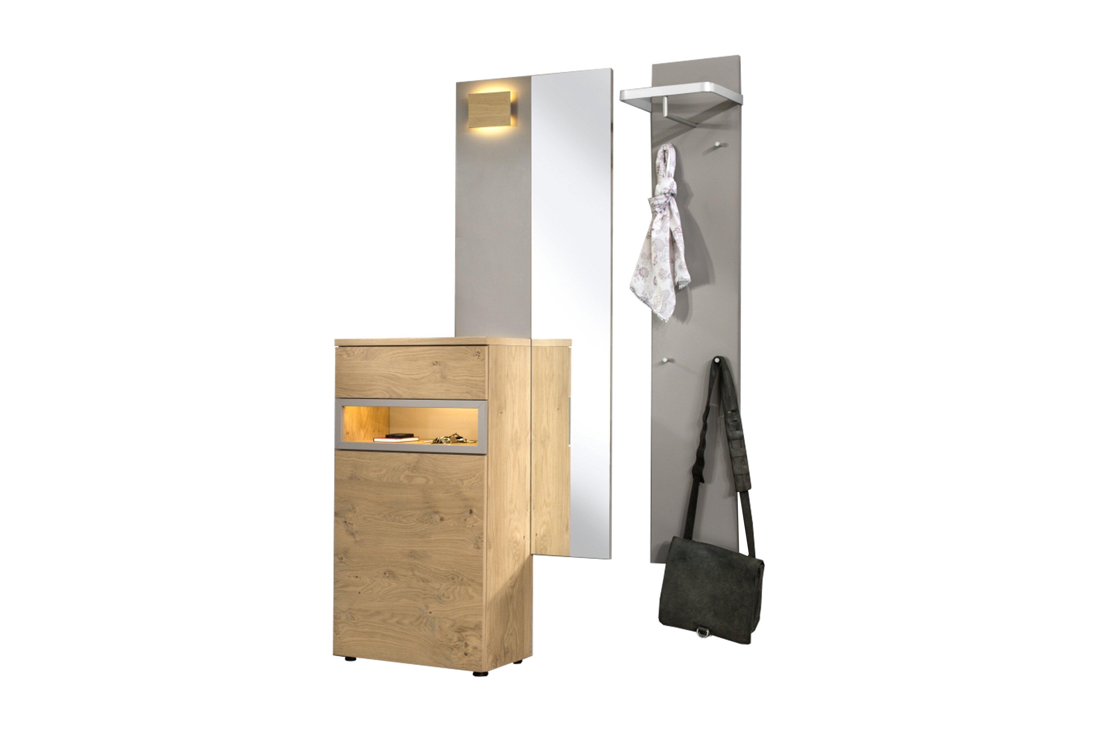 garderobe fox 09 von sudbrock m bel letz ihr online shop. Black Bedroom Furniture Sets. Home Design Ideas