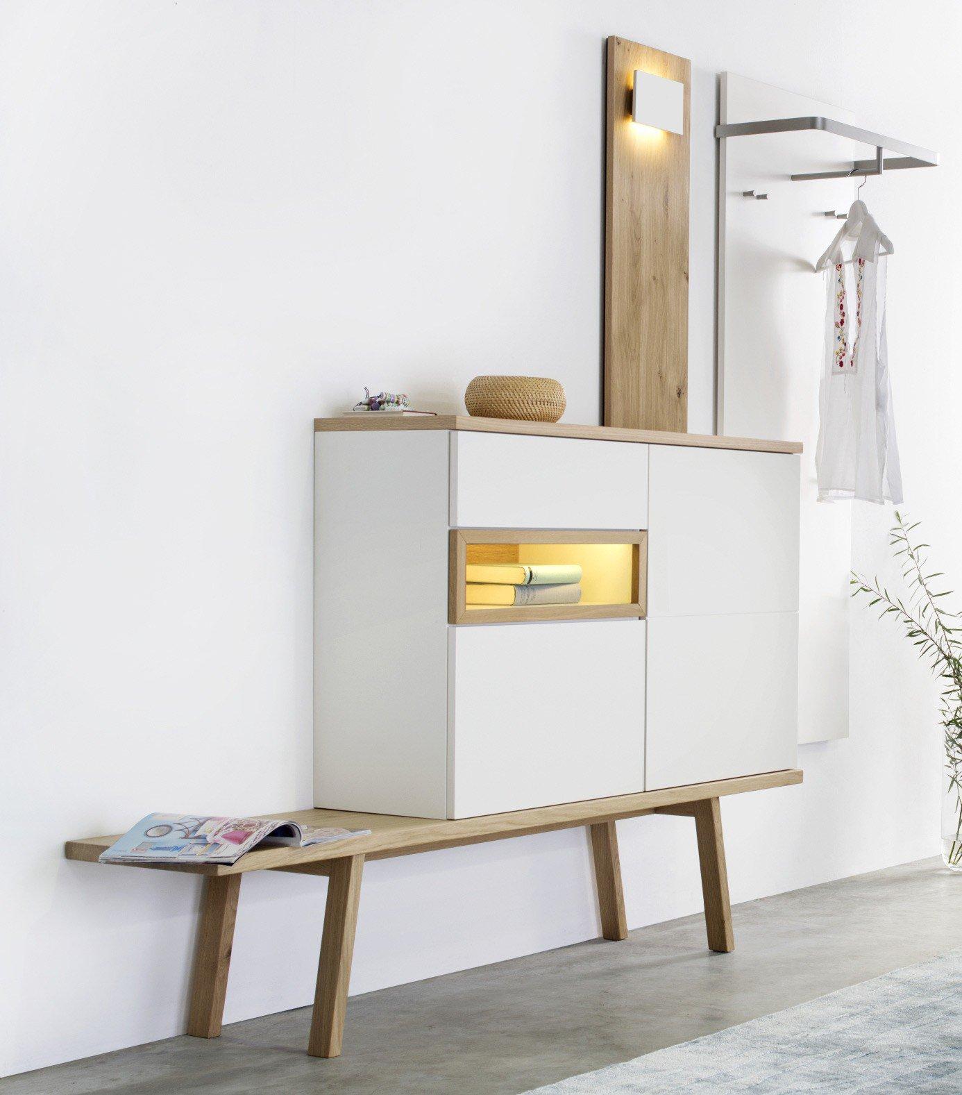 sudbrock garderobe fox 04 m bel letz ihr online shop. Black Bedroom Furniture Sets. Home Design Ideas