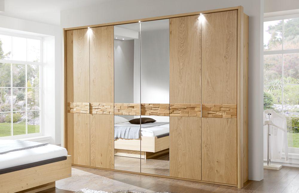 Schlafzimmer Cesan von Disselkamp Spaltholz   Möbel Letz - Ihr ...