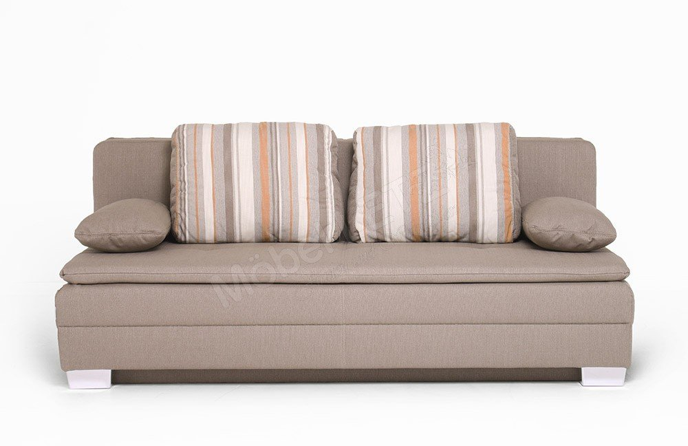 schlafsofa flora florenz juana in beige von jockenh fer m bel letz ihr online shop. Black Bedroom Furniture Sets. Home Design Ideas