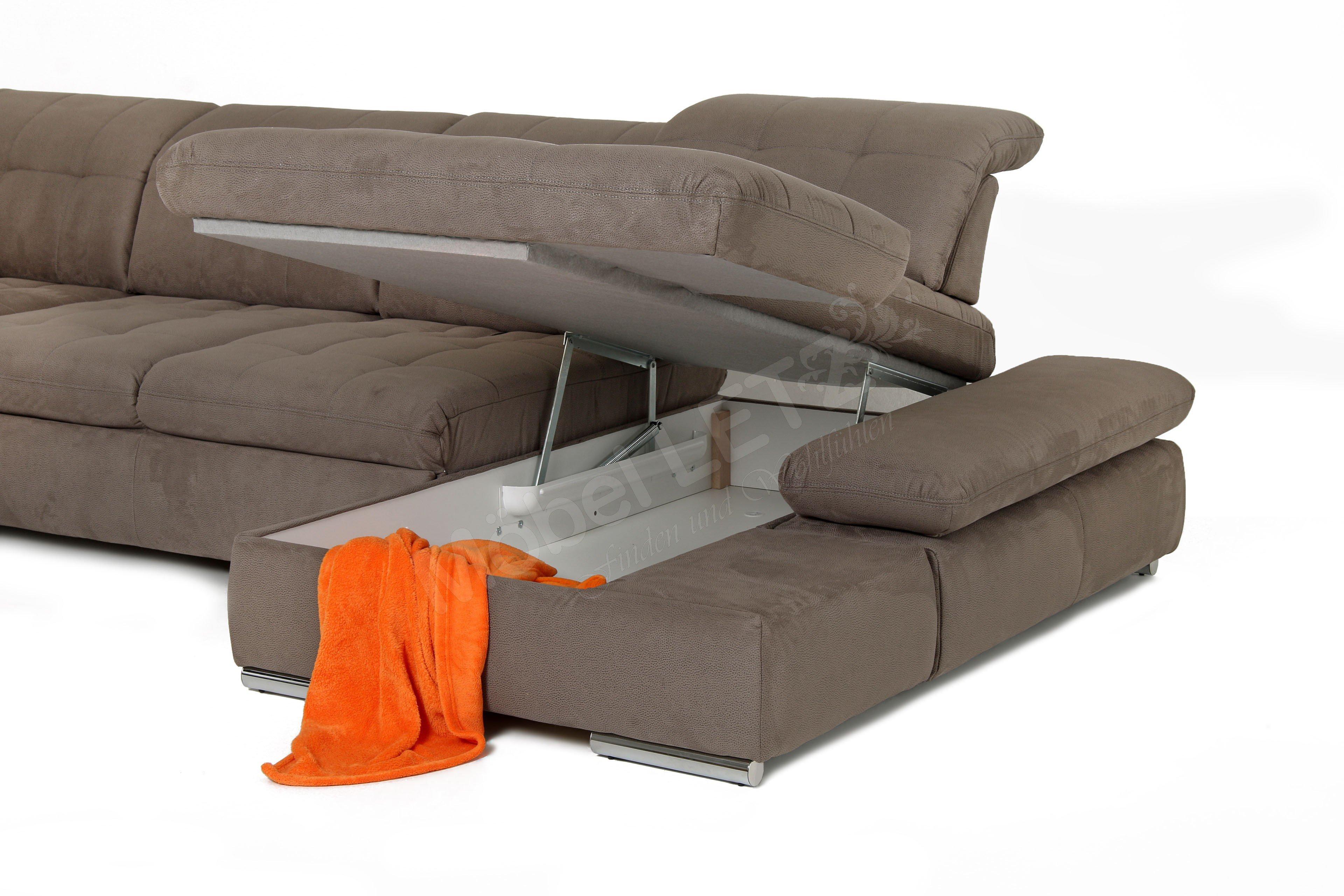 wohnlandschaft poco. Black Bedroom Furniture Sets. Home Design Ideas