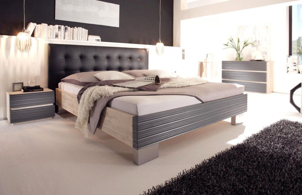coast line von hasena massivholzbett quada akazie m bel letz ihr online. Black Bedroom Furniture Sets. Home Design Ideas