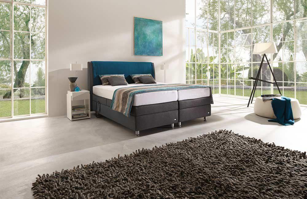 ruf boxspringbett veronesse anthrazit m bel letz ihr. Black Bedroom Furniture Sets. Home Design Ideas