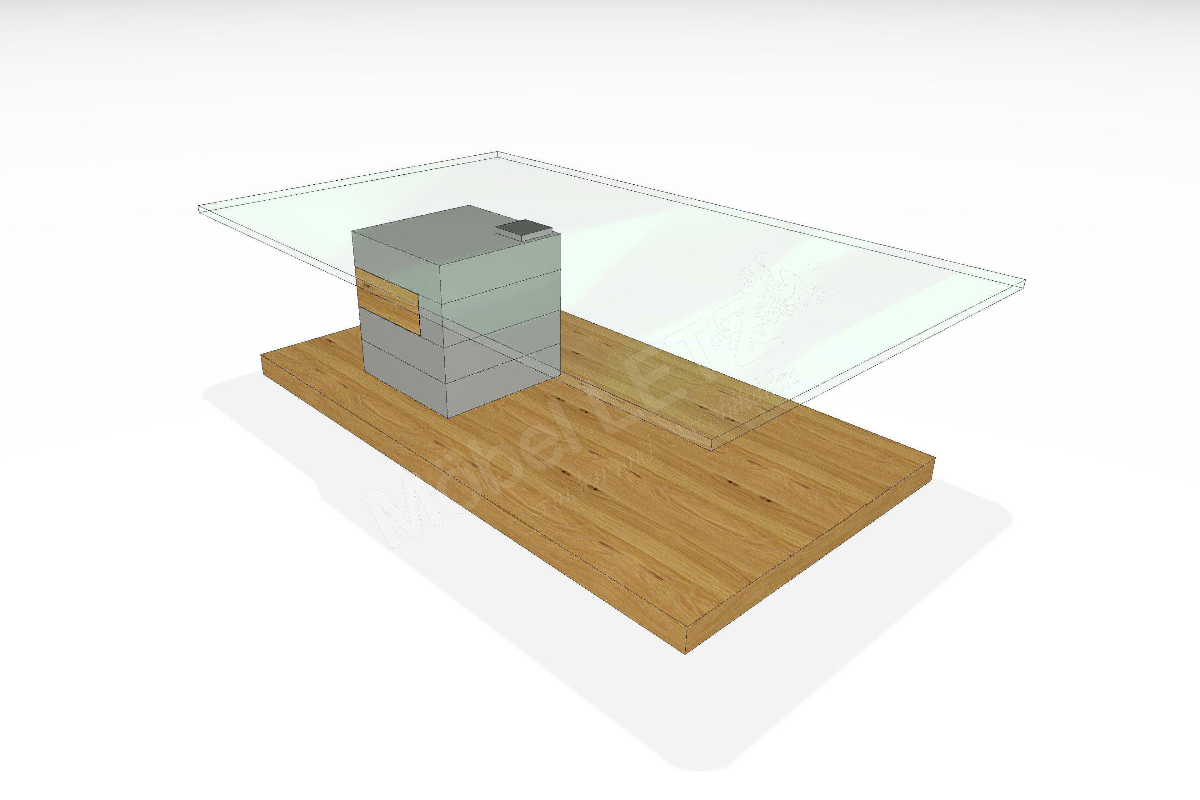 Couchtisch CT400110 von Gwinner Wohndesign Möbel Letz