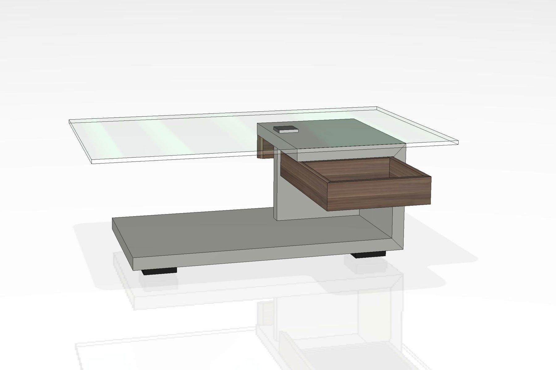 Couchtisch CT404110 von Gwinner Wohndesign Möbel Letz