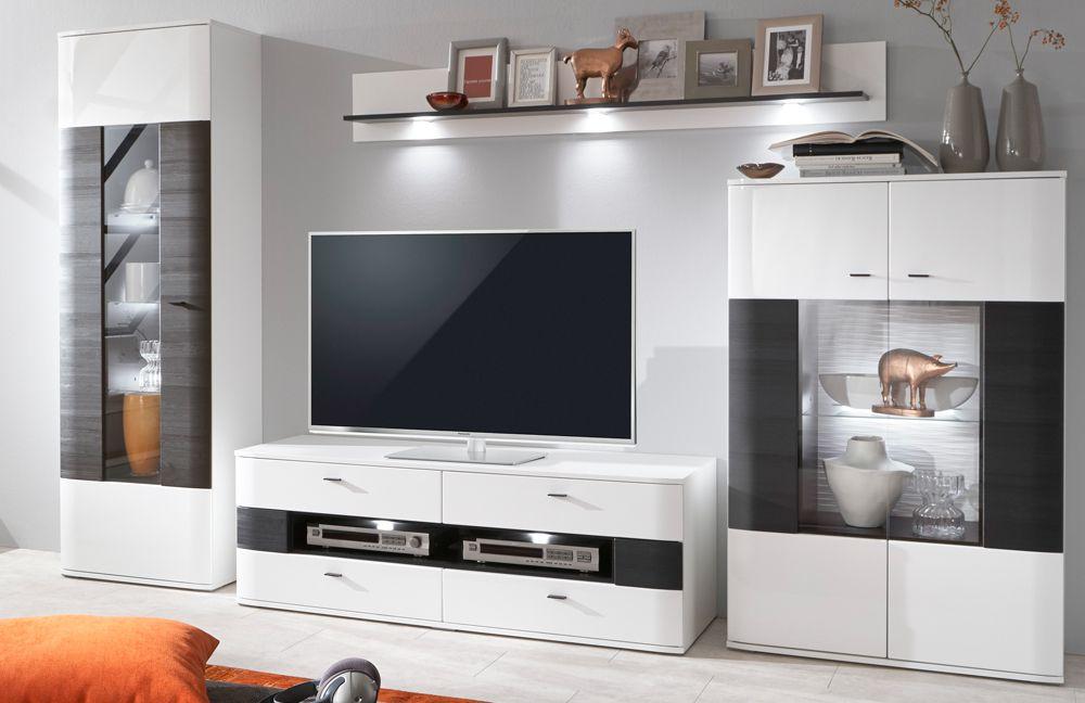 ideal möbel wohnwand