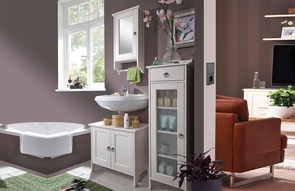 infantil baderzimmer country wei lasierte kiefer m bel letz ihr online shop. Black Bedroom Furniture Sets. Home Design Ideas