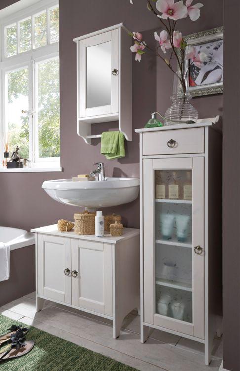 infantil baderzimmer country wei lasierte kiefer m bel. Black Bedroom Furniture Sets. Home Design Ideas