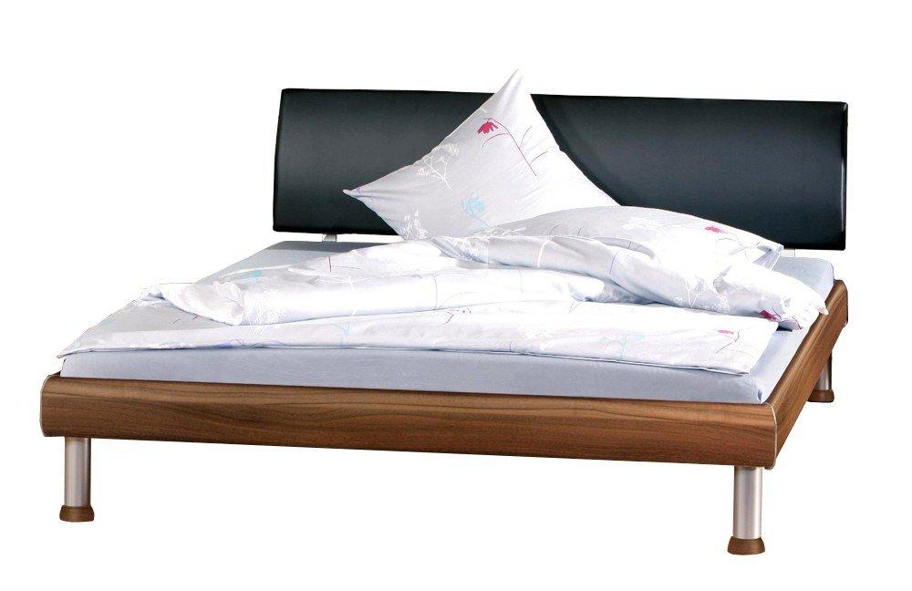 soft line von hasena bett granada walnuss m bel letz ihr online shop. Black Bedroom Furniture Sets. Home Design Ideas