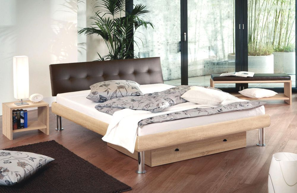 soft line hasena bett grado eiche s gerauh m bel letz. Black Bedroom Furniture Sets. Home Design Ideas
