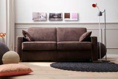 schlafsofa messina weinrot von bali polsterm bel m bel. Black Bedroom Furniture Sets. Home Design Ideas