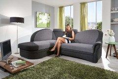 polipol polsterm bel helsinki ecksofa alu anthrazit m bel letz ihr online shop. Black Bedroom Furniture Sets. Home Design Ideas