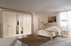 landhausstil schlafzimmer helsinki malta silvana von euro diffusion in wei m bel letz. Black Bedroom Furniture Sets. Home Design Ideas