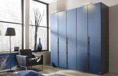 meise polsterbett el paso mocca in blau mit lattenrost. Black Bedroom Furniture Sets. Home Design Ideas