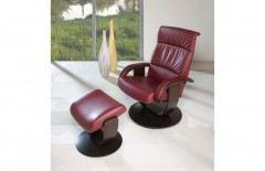 pm oelsa andorra ledersofa in rot m bel letz ihr. Black Bedroom Furniture Sets. Home Design Ideas