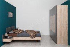 Lionne Aus Der Kollektion Letz   Schlafzimmer Komplett Set