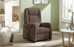 Francis S-Basic von Polsteria - Relaxsessel taupe