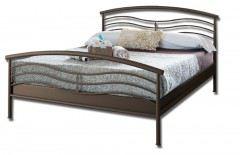 r sistub campus metallbett lack braun m bel letz ihr online shop. Black Bedroom Furniture Sets. Home Design Ideas