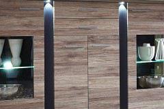 Spot von Innostyle - Highboard Eiche inklusive Beleuchtung