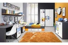 raven jugendzimmer 2 teilig von forte m bel letz ihr online shop. Black Bedroom Furniture Sets. Home Design Ideas