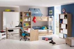 paidi jugendzimmer fionn kojenbett und schrank m bel. Black Bedroom Furniture Sets. Home Design Ideas