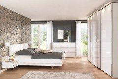 Glamour Von Wellemöbel   Schlafzimmer Weiß Sternenhimmel