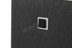 Lightness von Jockenhöfer - Nachtkonsole schwarz für Boxspring