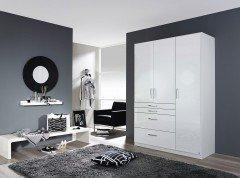 rauch homburg kombischrank front hochglanz wei m bel letz ihr online shop. Black Bedroom Furniture Sets. Home Design Ideas
